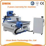 Máquina de madera del ranurador del grabado del CNC del diseño para el precio del metal suave
