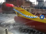 CCS, Lr, ABS Certificate를 가진 조선소 Use를 위한 고압 중국 Manufacturer Ship Launching Marine Rubber Pneumatic Floating Airbags
