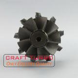 Вал колеса турбины Gt1544 703657-1 для 700960-1/700960-2