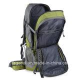 sac à dos 80L campant augmentant des sacs de course de bagage de Mens