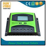 12V 24V 30Aの太陽電池パネル電池の調整装置の料金のコントローラのセリウム