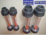 Débitmètre en plastique à brides Rotamètre liquide Air Water Rota Flow Meter