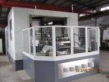 Agência do achado na máquina de trituração horizontal do CNC de Turquia