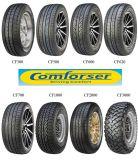Pneu CF950 215/70r16 245/70r14 215/65r16 do pneu SUV/UHP Comforser do inverno