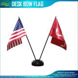 Флаг таблицы изготовленный на заказ экономии полиэфира пластичный миниый (B-NF09P04008)