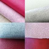 Künstlicher Faux geprägtes PU-Belüftung-nachgemachtes synthetisches Leder für Sofa-Möbel-Selbstauto-Sitzdeckel