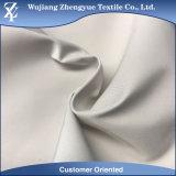 Jacquardwebstuhl-Streifen-verdrehtes Polyester-Fälschungs-Speicher-Shell-Gewebe für Kleid