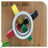 Nastro di isolamento elettrico nero del PVC