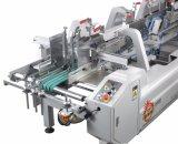 Máquina de Gluer do dobrador da caixa de embalagem do papel da caixa de Xcs-780lb