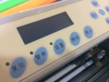 Machine de pas de coupeur de découpage de vinyle de papier de collant de forme de précision