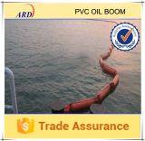 Auge del flotador del PVC del auge de la contención de derramamiento de aceite de la Anti-Insolación