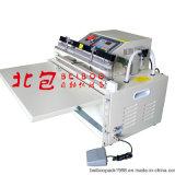 TischplattenElectric&Pneumatic Pumpe geschriebene vakuumverpackende Maschine