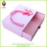 Contenitore di imballaggio di carta promozionale del vestito da favore di cerimonia nuziale del regalo
