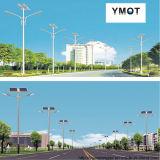 Illuminazioni stradali solari Integrated di 10m LED con le doppie braccia