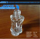 매니큐어를 위한 5-14ml 창조적인 유리 그릇 유리제 장식용 병