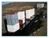 Equipamento (subterrâneo) enterrado do tratamento de Wastewater (máquina)