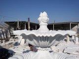 Fontana di acqua di marmo di scultura di pietra della scultura per la decorazione del giardino