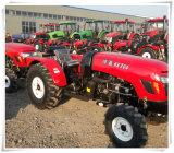 65HP de Goedkopere Prijs van de tractor 4WD voor Fruit