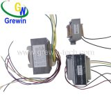 Transformateur feuilleté Ei28 Ei35 Ei41 Ei48 Ei66 Ei86 50Hz pour la communication
