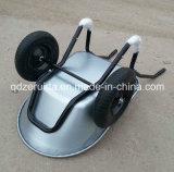 一輪車か手押し車またはツールのカート