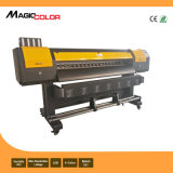 impresora solvente de Eco del coste barato del 1.6m con Epson R9