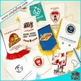 Bandiere personalizzate dello stendardo di disegno con entrambi i lati
