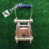 Handle di plastica Ratchet Buckles per Webbing