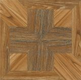 azulejos de madera del piso y de la pared de la porcelana del diseño de los 60X60cm (66348)