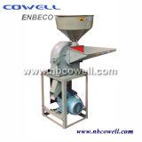 Machine de broyeur de tube de feuille de plastique avec l'ouverture de tamis de 12mm