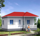 Vorfabriziertes helles Stahlkonstruktion-bewegliches Haus (KXD-pH19)