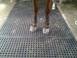 ゴム製家畜の馬牛安定したベッドのフロアーリングの床はマットのランナーロールスロイスにカーペットを敷く