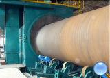 Оборудование взрыва песка взрывая машины/трубы песка колеса наружной стены стальной трубы