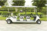 6 شخص يوافق [س] لعبة غولف رياضة عربة صغيرة كهربائيّة
