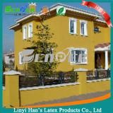Peinture acrylique à base d'eau de mur extérieur de haute performance