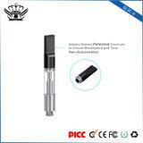 Атомизатор 0.5ml бутона устранимый удваивает пер Vape Mods Cbd Vape патрона масла пеньки катушек