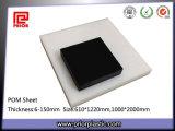 POM Sheet//Delrin Sheet/Acetal Sheet per Plastic Gears