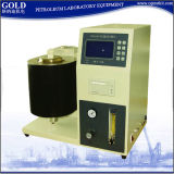 Gd-17144 automatische Astmd4530 ISO10370 Mcrt Mikrokohlenstoff-Rückstand-Prüfvorrichtung