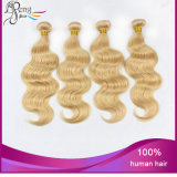Cheveux humains non transformés de la meilleure qualité de 100%