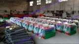 中国の農業機械のトウモロコシのトウモロコシの皮の殻をむく人の脱穀機