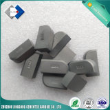 Напаянные режущие части карбида вольфрама ISO Typeb