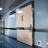 自動ステンレス鋼の病院の引き戸