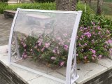 Plexiglass Board Gazebo Patio Sun-Shade Awning