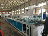 Extrudeuse de profil de PVC/fabrication de la ligne de machine