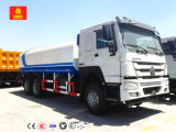 판매를 위한 Sinotruck HOWO 20cbm 6*4 물 탱크 트럭