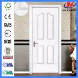 4 Panel-interne vorher abgeschlossene hölzerne weiße Innentüren (Jhk-004)