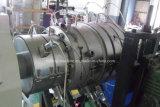 Линия штрангя-прессовани продукции трубы водопровода PE LDPE HDPE