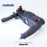broca de martelo elétrico nova do projeto da segurança de 26mm 800W Makute