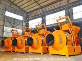 Misturador de cimento concreto da máquina de mistura do cilindro Jzm750