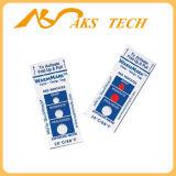 Warmmark Single-Use, indicador de tiempo-temperatura ascendente