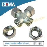 Rl RS 유압 적당한 절단은 유압 강철 반지 이음쇠를 둥글게 된다